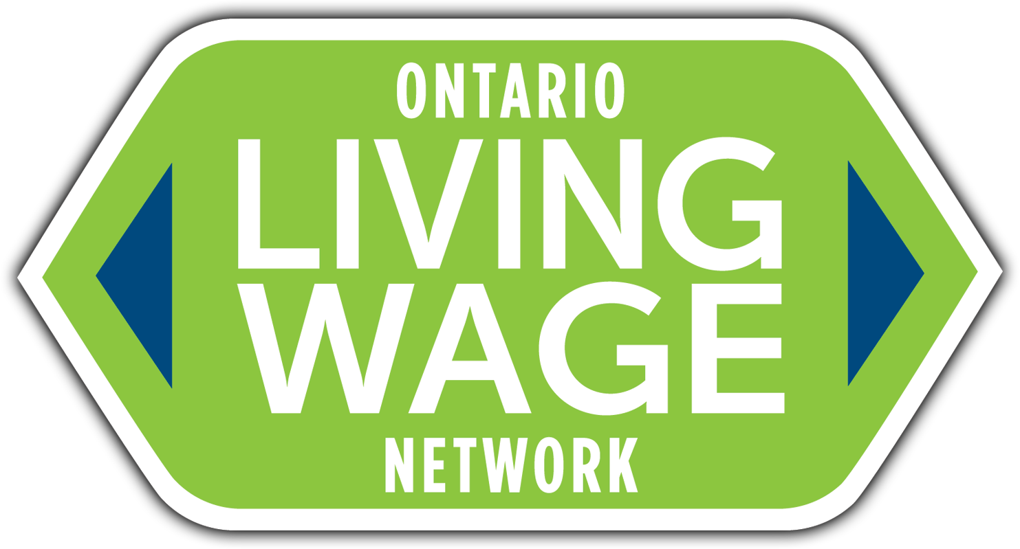 Ontario Living Wage Network Logo