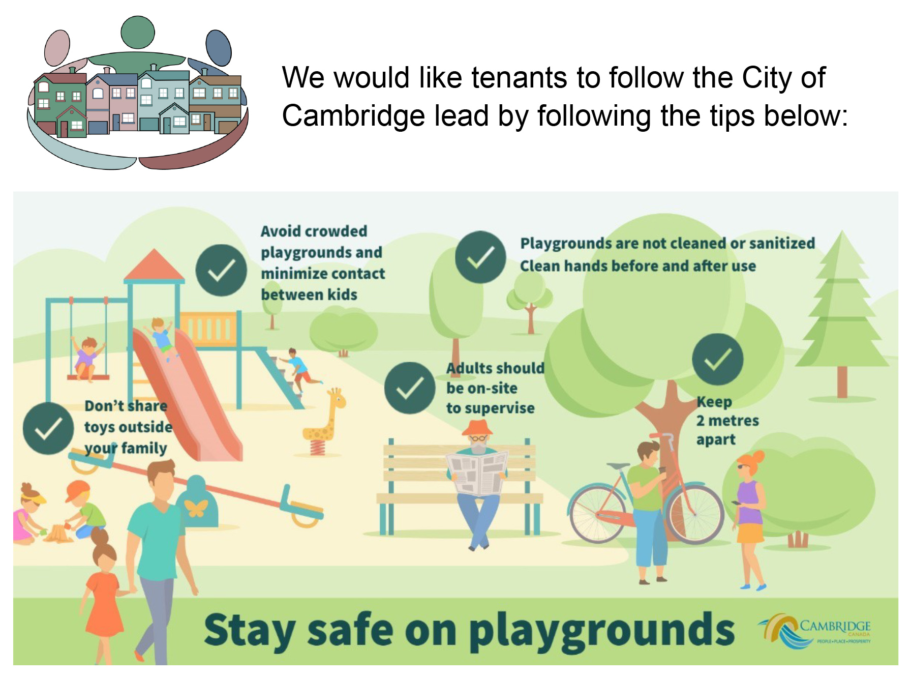 Housing Cambridge Playground Guide