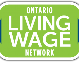 Adoption of Ontario Living Wage Standards
