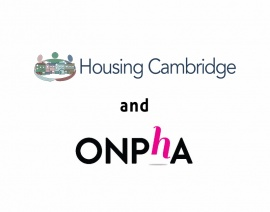 Housing Cambridge @ ONPHA