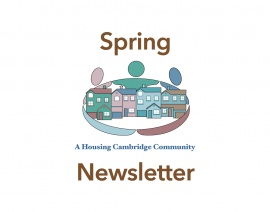 Spring Newsletters are Here
